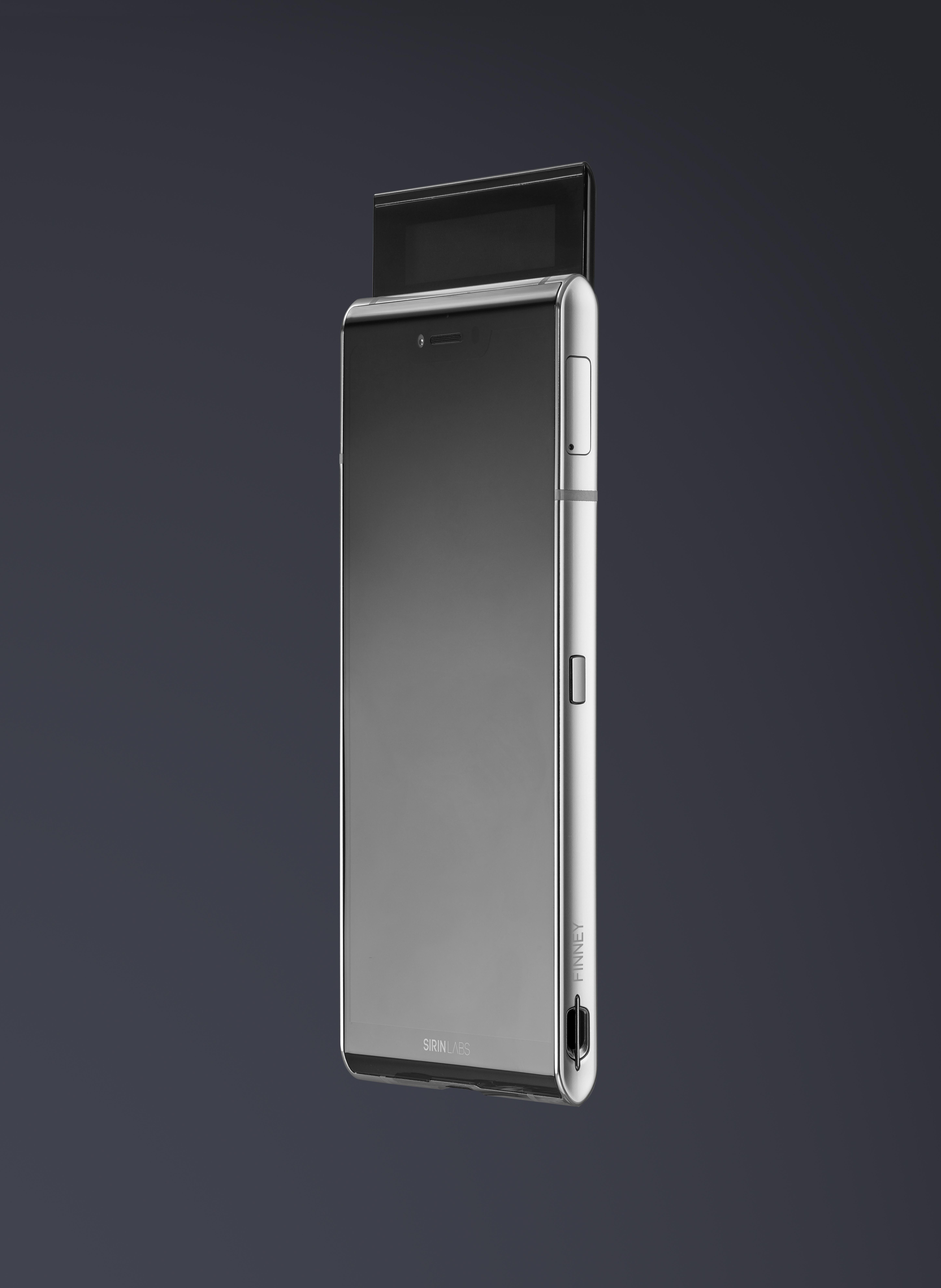 Samsung Galaxy S10 vs Sirin Finney phone